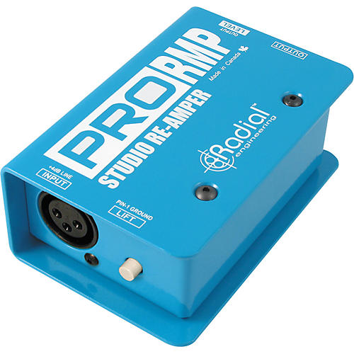 Radial Engineering Pro RMP Passive Reamping Direct Box-thumbnail