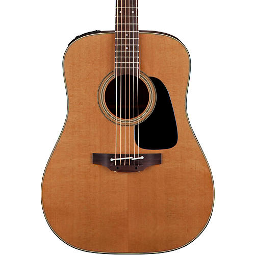 Takamine Pro Series 1 Dreadnought Acoustic-Electric Guitar Natural