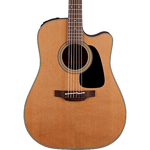 Takamine Pro Series 1 Dreadnought Cutaway Acoustic Electric Guitar-thumbnail