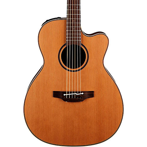 Takamine Pro Series 3 Orchestra Model Cutaway Acoustic Electric Guitar Natural