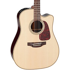 Takamine Pro Series 5 Dreadnought Cutaway Acoustic-Electric Guitar by Takamine