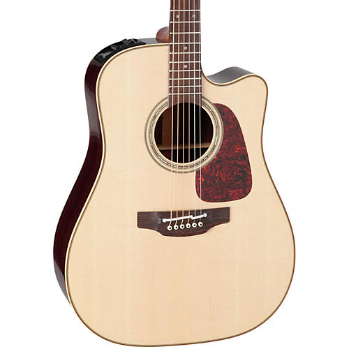 Takamine Pro Series 5 Dreadnought Cutaway Acoustic-Electric Guitar-thumbnail