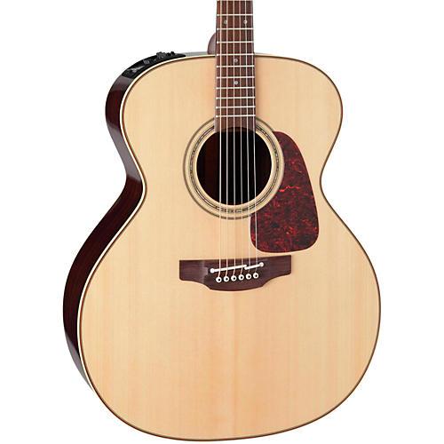 Takamine Pro Series 5 Jumbo Acoustic-Electric Guitar Natural