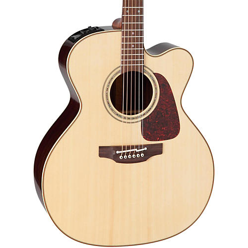 Takamine Pro Series 5 Jumbo Cutaway Acoustic-Electric Guitar Natural