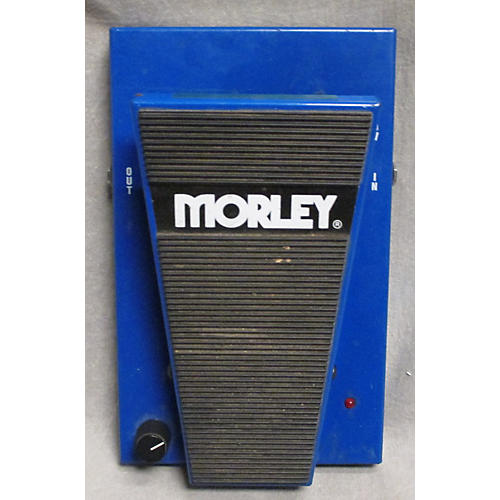 Morley Pro Series Bass Wah Bass Effect Pedal-thumbnail