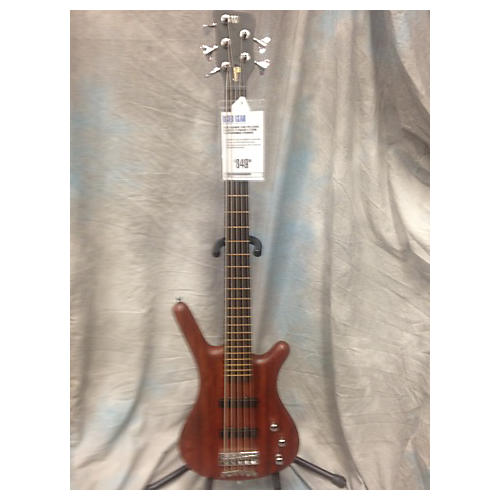 Warwick Pro Series Corvette Standard 5 String Active Electric Bass Guitar-thumbnail