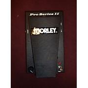Morley Pro Series II Wah Effect Pedal