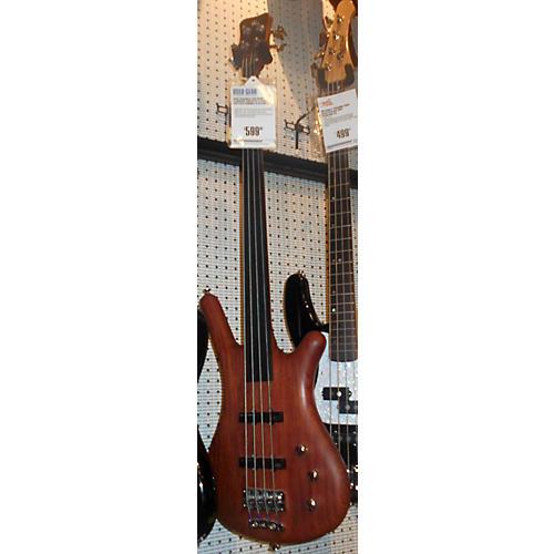 Warwick Pro Series Standard Corvette 4 String Fretless Electric Bass Guitar-thumbnail