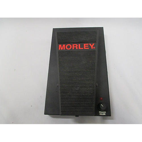 Morley Pro Series Stereo Volume Psv Pedal
