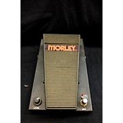 Morley Pro Series Wah/volume Effect Pedal