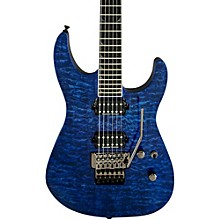 Pro Soloist - SL2Q MAH Electric Guitar Transparent Blue