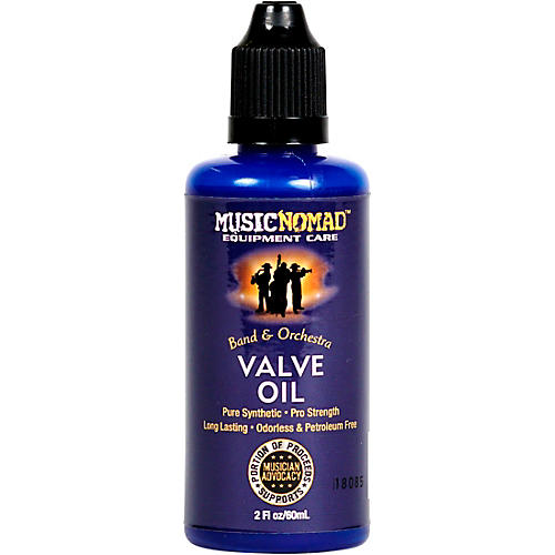 Music Nomad Pro Strength Pure Synthetic Valve Oil-thumbnail