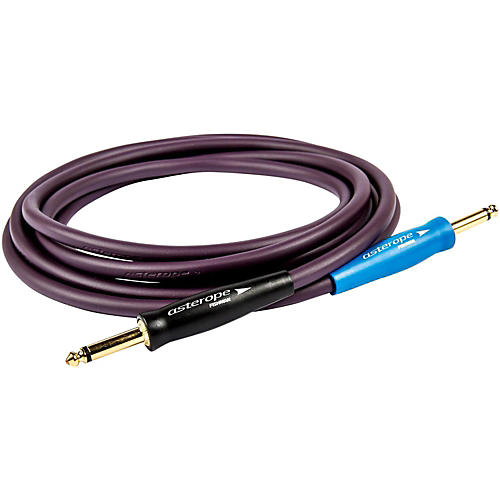 Asterope Pro Studio 1/4 Inch Straight to Straight Instrument Cable-thumbnail