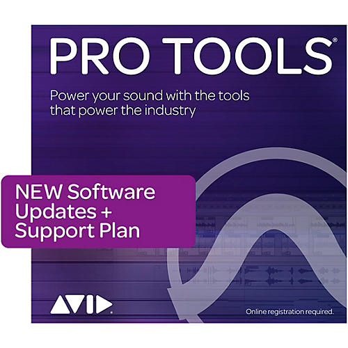 Avid Pro Tools 12 Annual Upgrade Plan Reinstatement and Upgrade from PT 9, 10, & 11 (Activation Card)