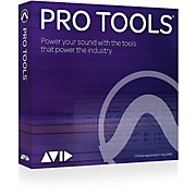 Avid Pro Tools 12 with 1-Year Upgrade Plan (Boxed Version)
