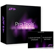 Avid Pro Tools 12.6 with 1-Year Upgrade Plan (Software Download)