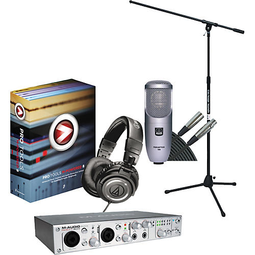M-Audio Pro Tools 18/14 Package-thumbnail
