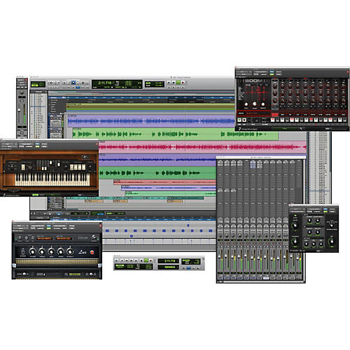 Digidesign Pro Tools 8 Upgrade from LE - Boxed Version-thumbnail