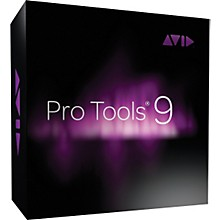 Avid Pro Tools 9 Software