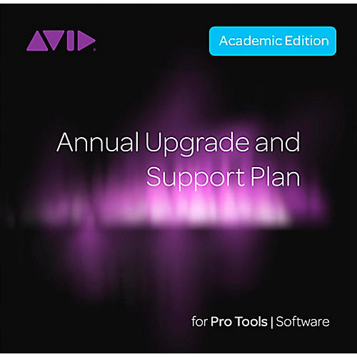 Avid Pro Tools Annual Upgrade Plan - INST
