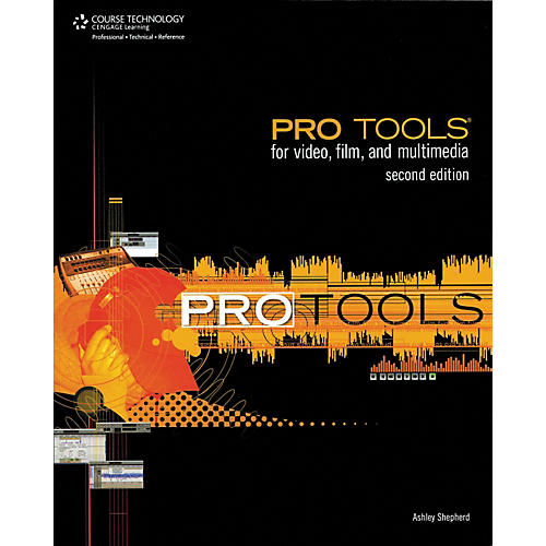 Course Technology PTR Pro Tools For Video, Film, and Multimedia - Second Edition (Book)-thumbnail