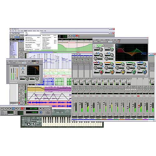 Digidesign Pro Tools LE 7 Software Upgrade PLUS Kit