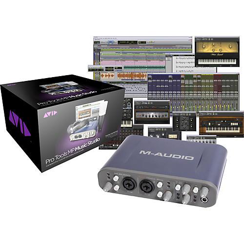 Avid Pro Tools MP Music Studio