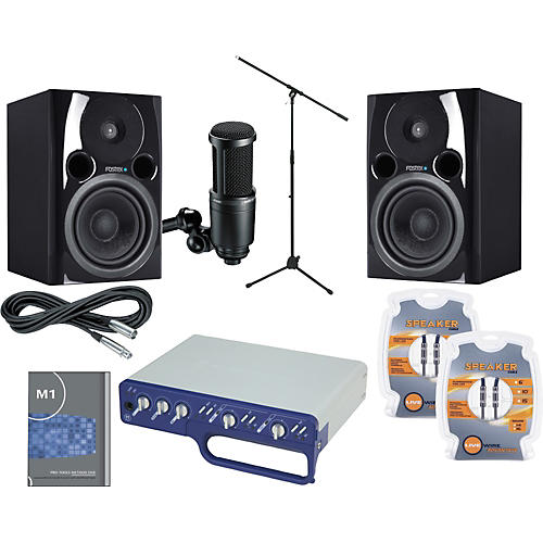 Digidesign Pro Tools Mbox 2 Factory Package-thumbnail