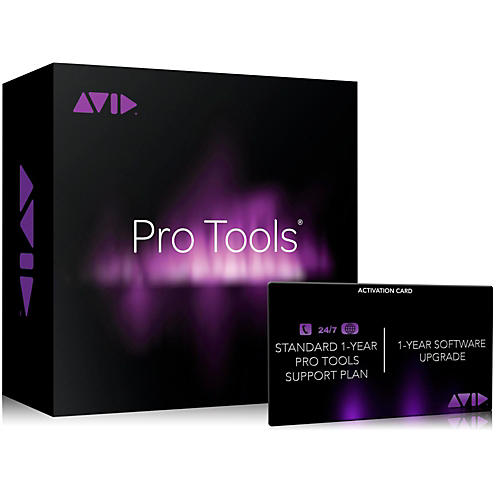 Avid Pro Tools|HD 10 to Pro Tools|HD 12 Upgrade (Activation Card)-thumbnail