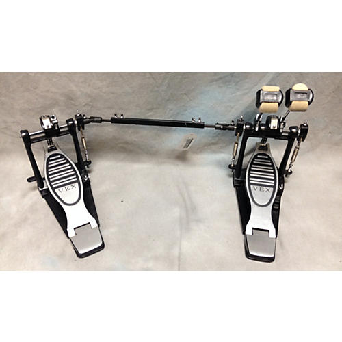 In Store Used Pro Touring Double Bass Drum Pedal-thumbnail