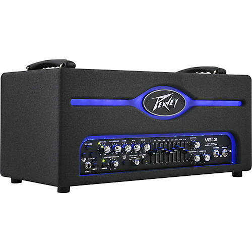 Peavey Pro VB-3 300W Tube Bass Amp Head