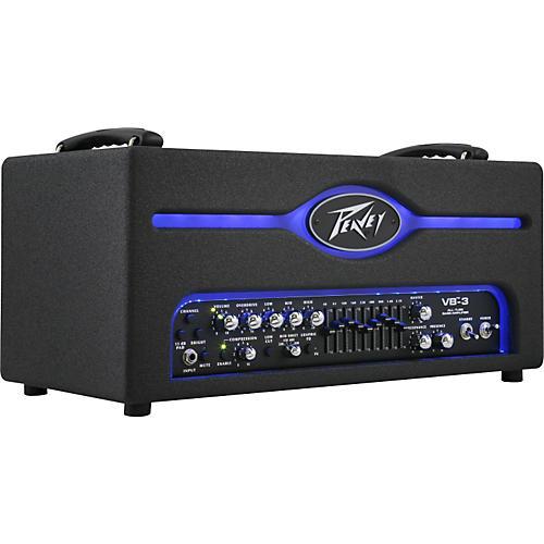 Peavey Pro VB-3 300W Tube Bass Amp Head-thumbnail
