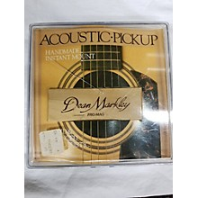 Dean Markley Pro-mag Acoustic Guitar Pickup