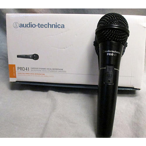 Audio-Technica Pro41 Dynamic Microphone-thumbnail
