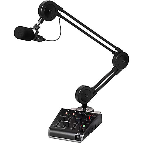 miktek procast sst usb microphone with broadcast mixer guitar center. Black Bedroom Furniture Sets. Home Design Ideas