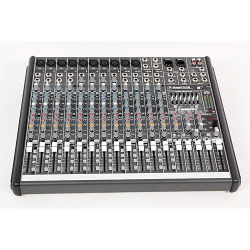 Mackie ProFX16  Compact 4-Bus Mixer with USB & Effects-thumbnail