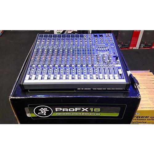Mackie ProFX16V2 Unpowered Mixer-thumbnail