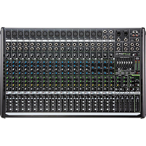 Mackie ProFX22v2 22-Channel 4-Bus FX Mixer with USB-thumbnail