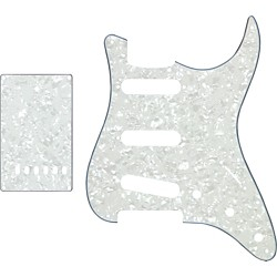 ProLine US Strat Pickguard SSS with Back Plate (PFS5903USW)