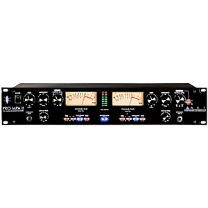 Art ProMPA II - 2-Channel Tube Microphone Preamp by ART