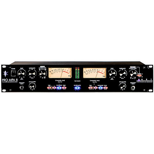 Art ProMPA II - 2-Channel Tube Mic Preamp-thumbnail