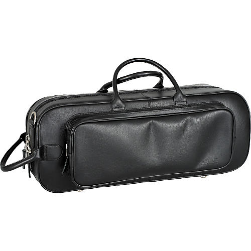 Protec ProPac Deluxe Leather Trumpet Case