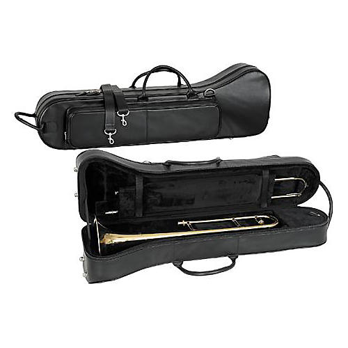Protec ProPac Leather Straight Tenor Trombone Case