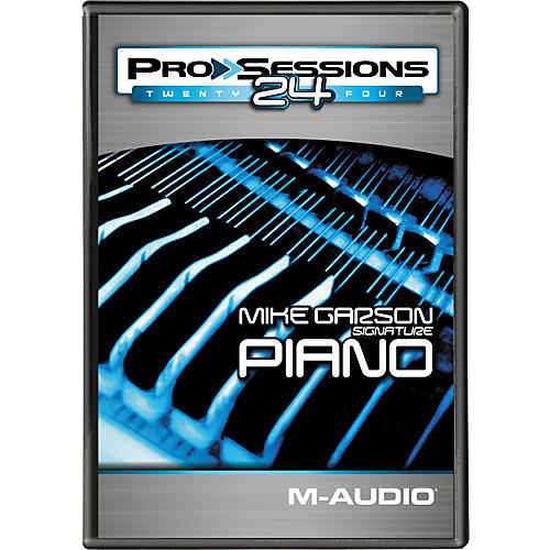 M-Audio ProSessions 24 Mike Garson Signature Piano Loops