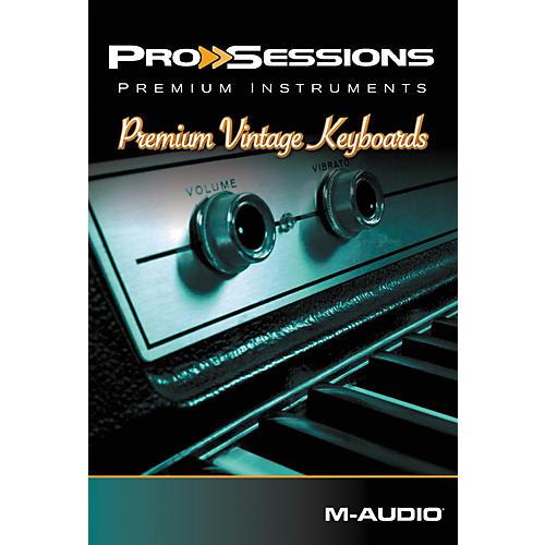 M-Audio ProSessions Premium Vintage Keyboards