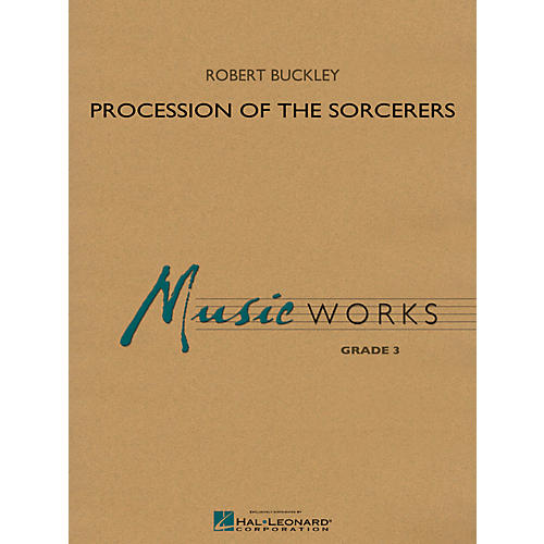 Hal Leonard Procession Of The Sorcerers - Music Works Series Grade 3-thumbnail