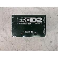 Radial Engineering Prod2 Direct Box