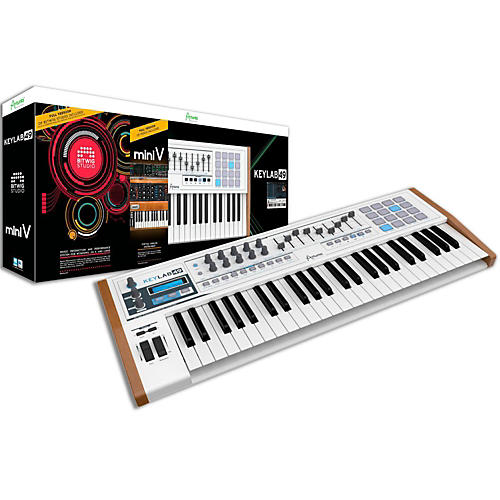 Arturia Producer Pack 49 KeyLab 49 Bitwig Pack-thumbnail