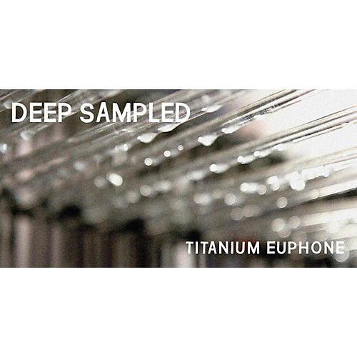 Spitfire Producer Portfolio: Deep Sampled Titanium Euphone-thumbnail