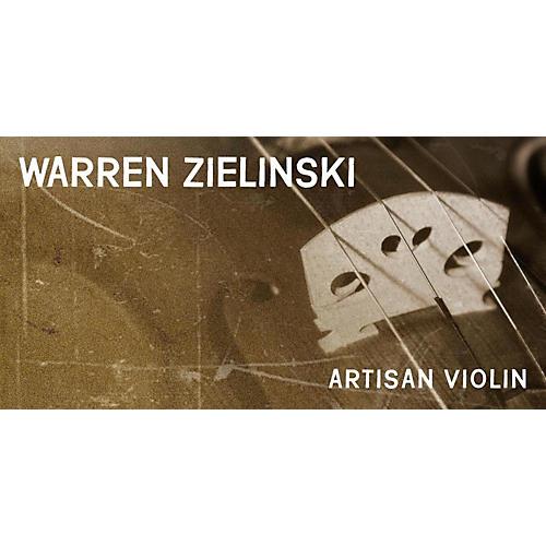 Spitfire Producer Portfolio: Warren Zielinski Artisan Violin